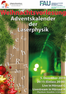 "Towards entry ""Christmas Lecture 2019"""